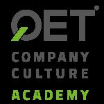 QET Plakette Academy Green Logo